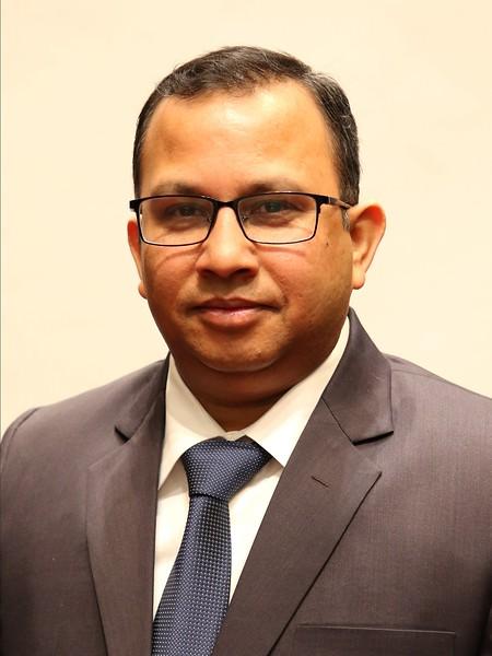 Ram Prasad PhD of University of Alabama at Birmingham