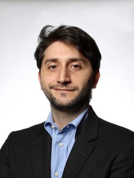 Giorgio Basile PhD of Joslin Diabetes Center