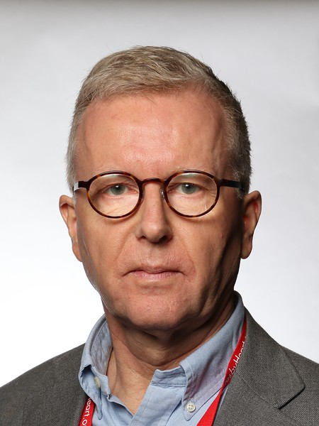 Peter Damm MD, DMSc of Rigshospitalet