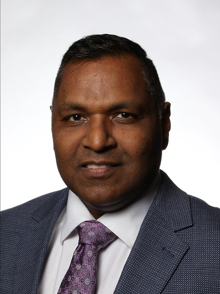 Emmanuel Dalavai Exec. DBA, MTM, SCPM of Parkland Hospital