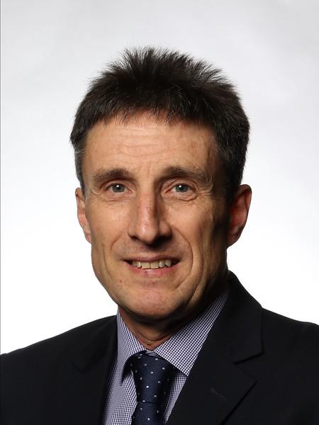 David Wheeler MD of University College London