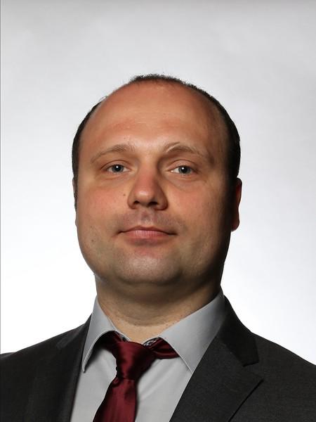 Yury Kryvalap MD of University of Minnesota