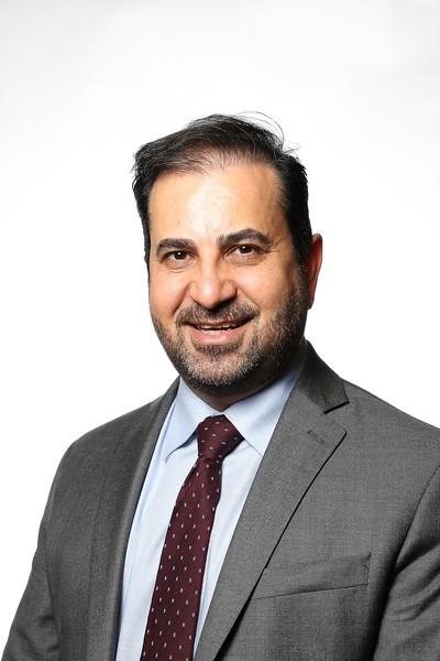Bijan Najafi PhD of Baylor College of Medicine