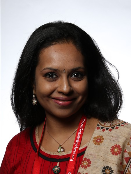 Ranjit Mohan Anjana MD, PhD of Madras Diabetes Research Foundation