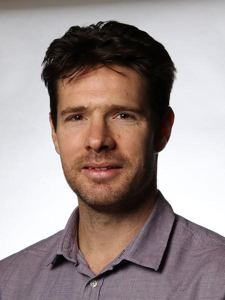 Paddy Dempsey PhD of Cambridge University