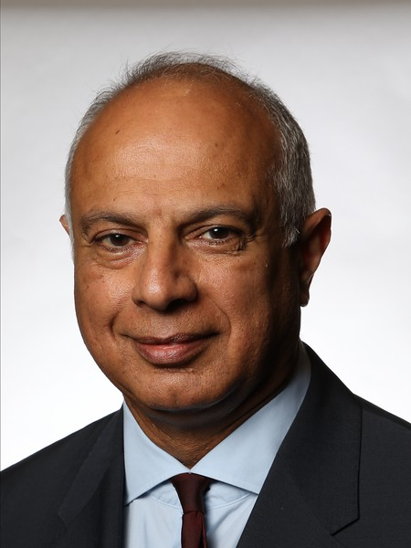 Kamlesh Khunti MD, PhD, FRCGP, FRCP of University of Leicester