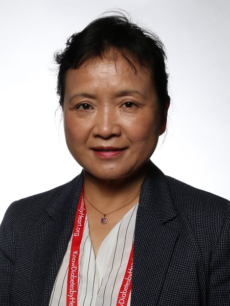 Xu Lin MD, PhD of Shanghai Institutes for Biological Sciences