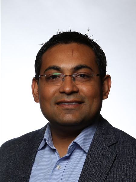 Kashyap Patel MRCP, PhD of University of Exeter