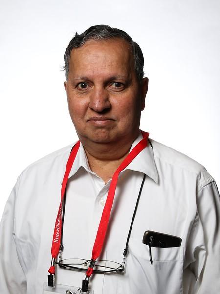 K.M. Prasanna Kumar MD, DM of Center for Diabetes and Endocrine Care