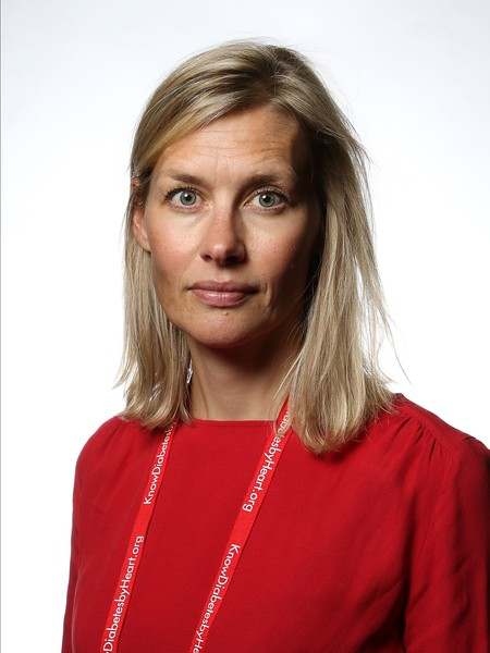 Caroline Juel MD of Clinical Metabolic Physiology