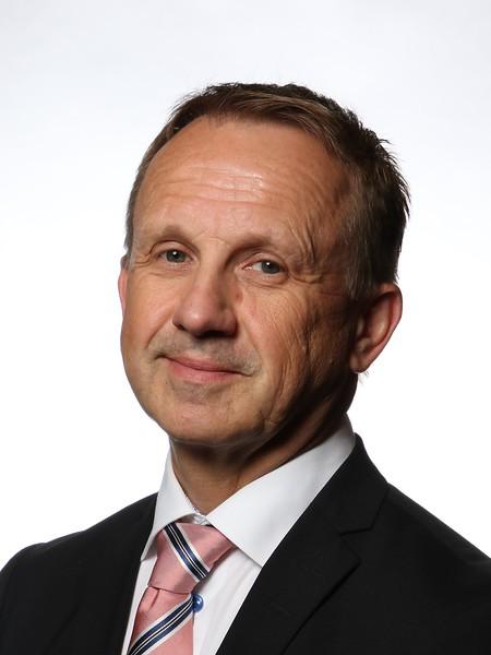Bjorn Eliasson MD, PhD of University of Gothenburg