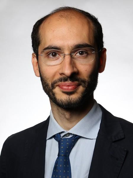 Alfonso Galderisi MD of Yale University