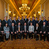 Board members during Board of Directors Meeting