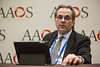 Robert C. Spiro, PhD, speaks during Media Round Table - Biologics