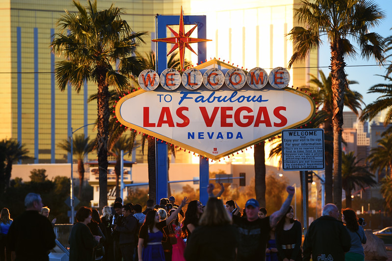 Las Vegas, site of the 2019 AAOS Annual Meeting