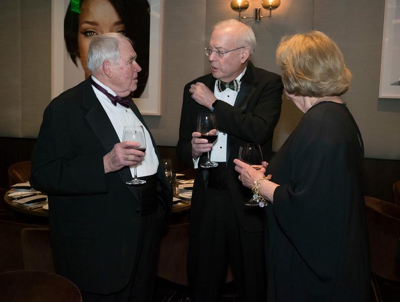 Attendees during International Presidents Breakfast & World Opinion Forum