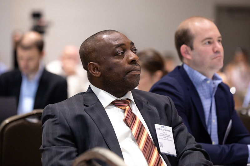 Attendees during Topical Breakfast: Mobile Offshore Drilling Unit Reactivation