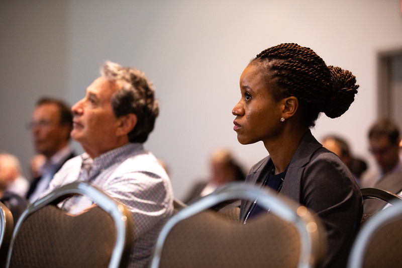Attendees during Technical Session: Advancements in Soil-Structure Interaction Modeling