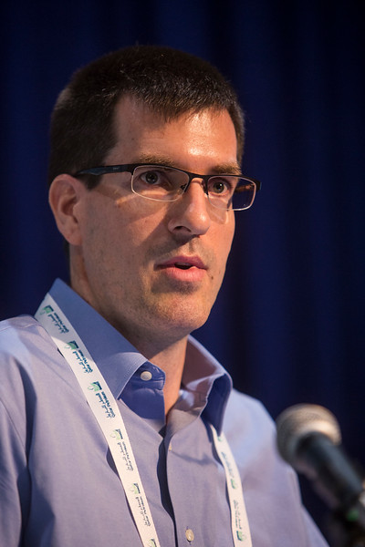 Scott McNeill presents during Model Based Digitization of Engineering Systems