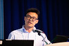 Youhu Zhang speaks during Technical Session: Advancements in Soil-Structure Interaction Modeling