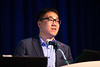 Zhongqiang Liu speaks during Technical Session: Advancements in Soil-Structure Interaction Modeling