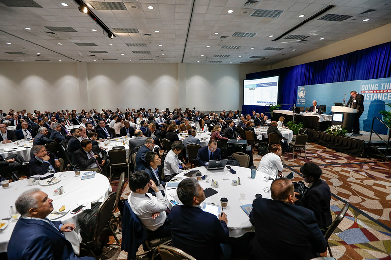 Speaker name or Speaker and Attendees during Topical Breakfast:  Advancing the Energy Transition: Meeting Energy Demand While Reducing Emissions