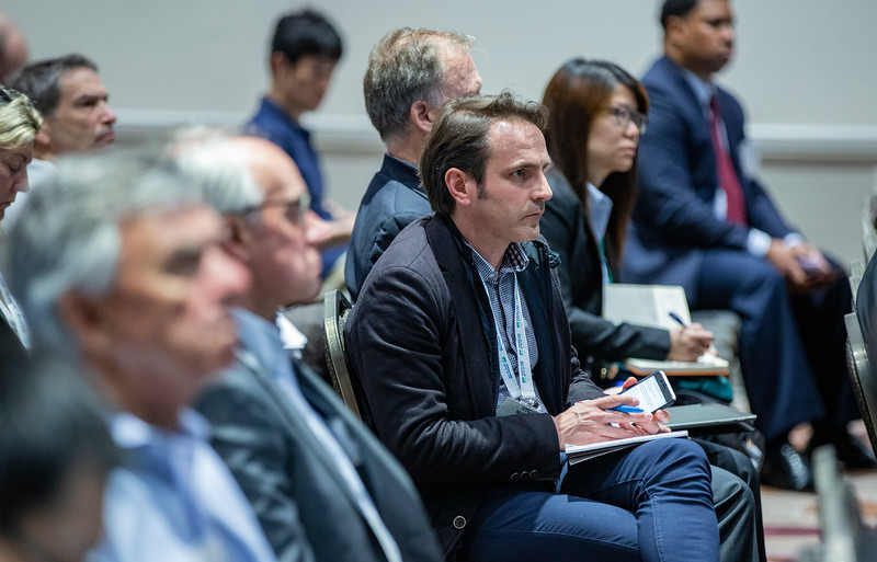 Attendee during Robotic Technology Enabling Future Offshore Operations
