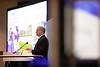 Doug Pferdehirt speaks during OTC's Golden Anniversary Opening Session: The Next 50 Years of Offshore Developments