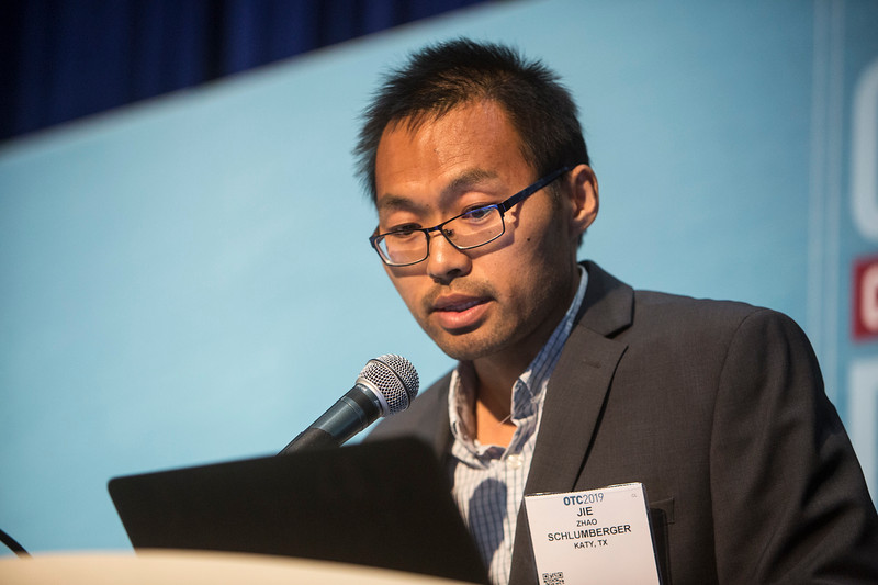 Jie Zhao presents during Model Based Digitization of Engineering Systems