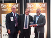 Drill Quipp - De Xpak Awardees during Spotlight on New Technology Reception and Presentation