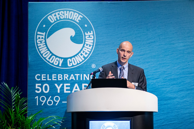 Pieter Aalberts during Technical Sessions: Unique Applications for Managing the Integrity of Floating Systems