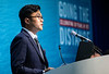 Feng Wen during Robotic Technology Enabling Future Offshore Operations
