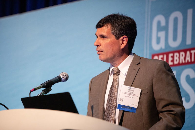 Jason Newlin speaks during Technical Session: Advancements in Soil-Structure Interaction Modeling