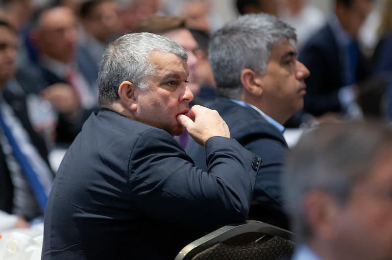 Attendees during Topical Breakfast: A Turning Point for Petrobras With a New Agenda