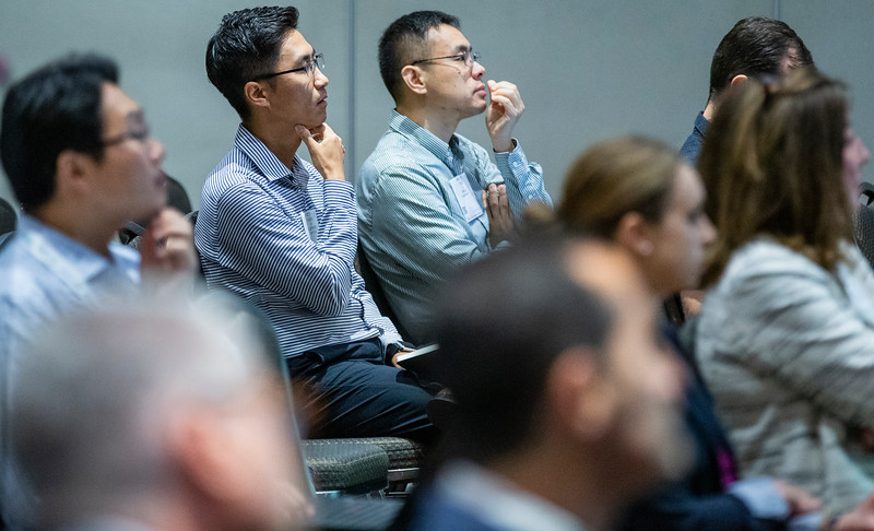 Attendee during Technical Sessions: Methods of Wind Load Estimation