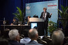 Gerald Verbeek presents during Technical Sessions: Geotechnics for Offshore Renewables