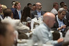 Attendees during Topical Luncheon: The Norwegian Continental Shelf: Smarter, Cleaner, and Better Connected