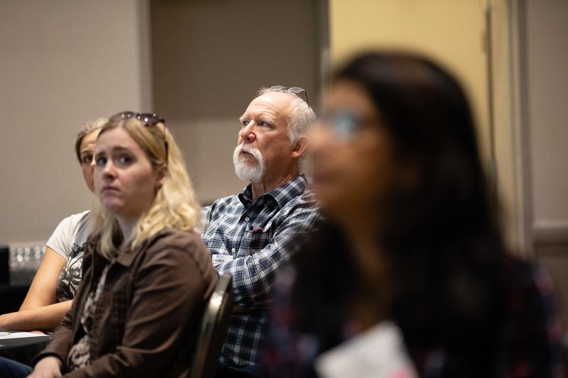 Teachers and speakers during Energy Education Institute: Teacher Workshop