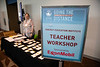 Teachers and speakers during Energy Education Institute: Teacher Workshop