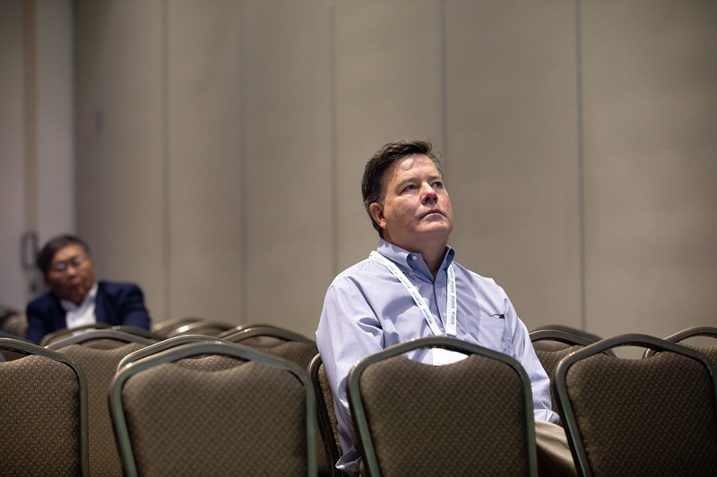 Attendees during Technical Sessions: Advances in Chemical EOR Technologies