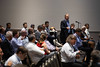 Vito Ciliberti speaks during Technical Sessions: Standardization in the Offshore Industry