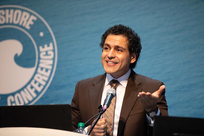 Hamed Hamedifar speaks during Technical Sessions: Project Monetization