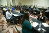 Attendees during 1 on 1 Mock Interview
