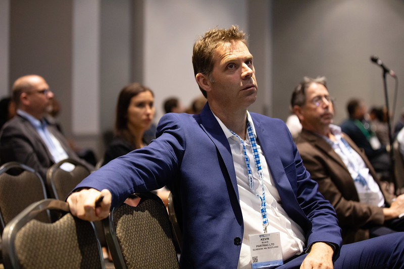 Attendees during Technical Sessions: Offshore Renewables: Site Investigation Challenges for Environmental and Engineering Assessment