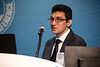 Bruno Ramon speaks during Technical Sessions: Advances in Chemical EOR Technologies