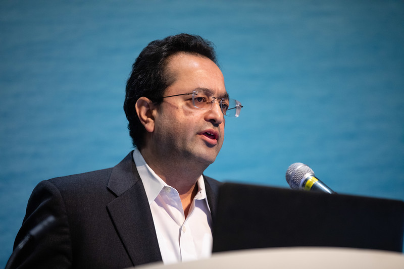Ram Shenoy speaks during Technical Sessions: Project Monetization