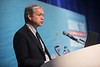 Walter Cruickshank speaks during Topical Breakfast: BOEM: An Update on the US Offshore Regulatory Environment