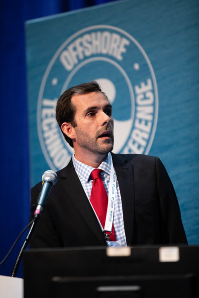 Rodrigo Dambros Lucchesi speaks during Technical Sessions: Project Monetization