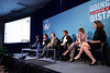 Panelists during Around the World Series | France
