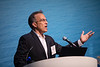 John Nixon speaks during Morning Panel and Technical Sessions: Digitalization Deployed: Case Studies